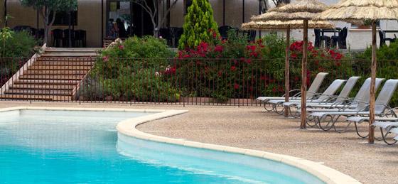 Camping à proximité de Carcassonne avec piscine