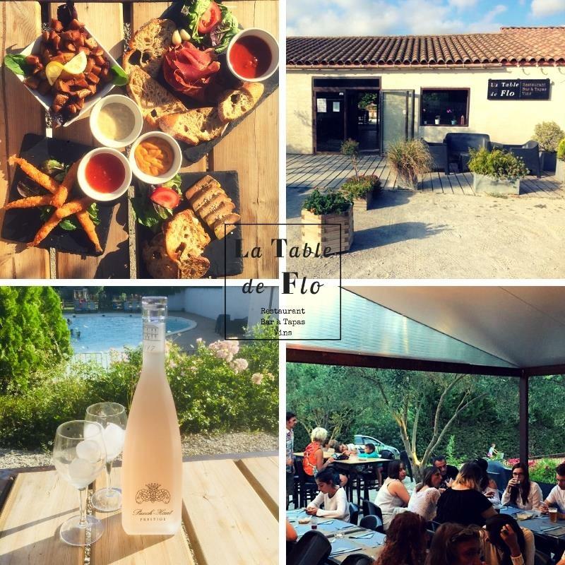 "Restaurant ""La table de Flo"""